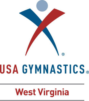 Offical WV USAGym Logo