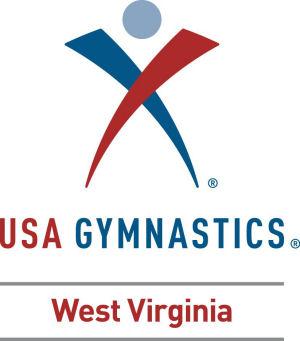 Offical WV USAGym Logo