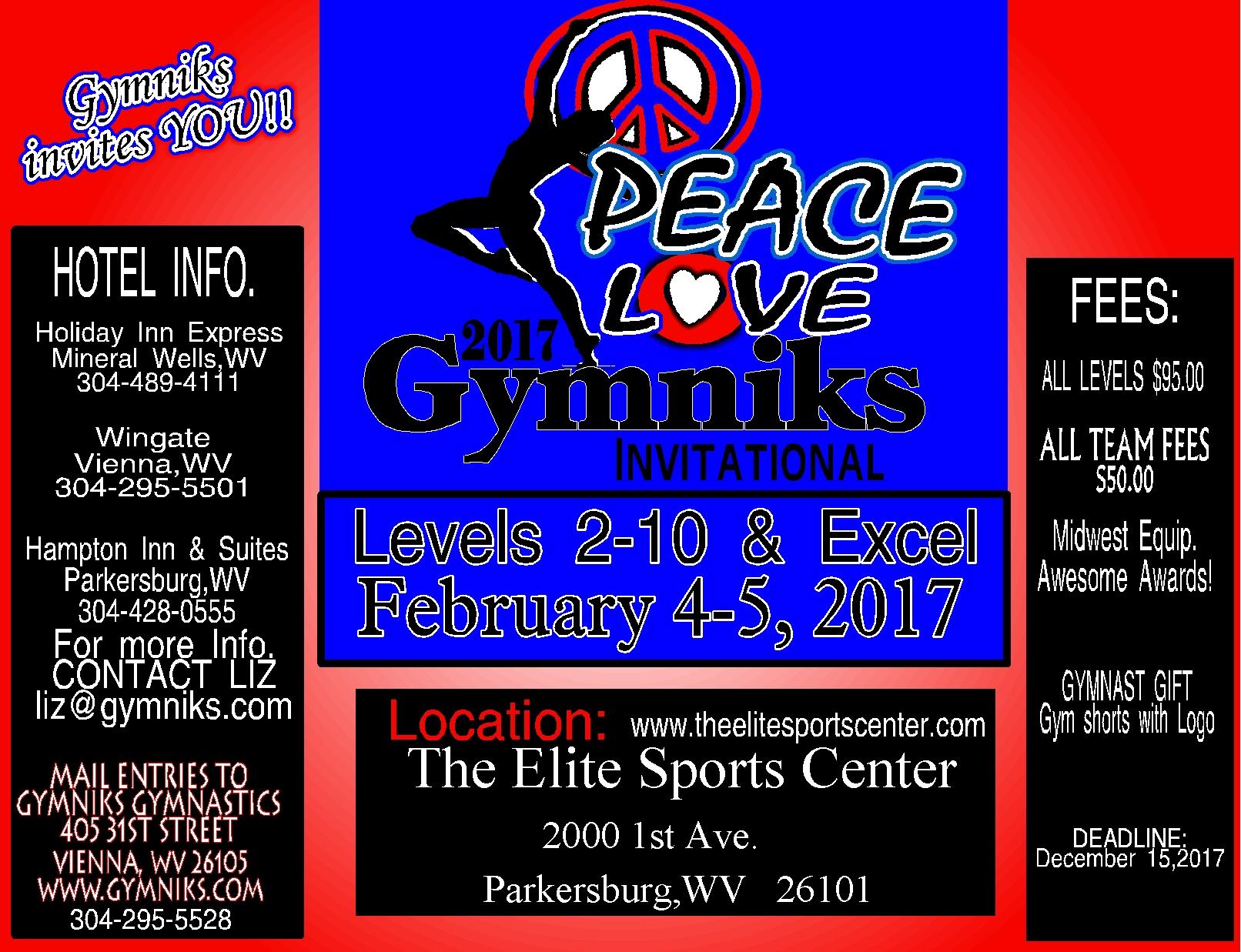 2017 Peace Love